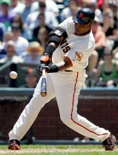 Barry Bonds - Steroids or not, still the best Giants Left fielder of all time and ever anywhere.