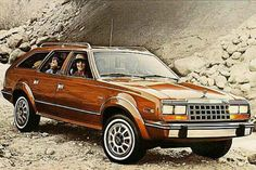 1980-88 AMC Eagle (© Photo: American Motors)