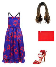 """""""Untitled #1108"""" by aracely-munoz on Polyvore featuring Edit, Steve Madden and Victoria Beckham"""