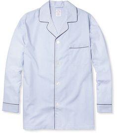 Pyjama homme bleu Brooks Brothers