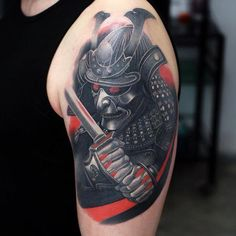 Samurai Tattoo by Korky Limited Availability @ Revelation Tattoo Studios Northampton. Japanese Tattoo Art, Japanese Tattoo Designs, Japanese Sleeve Tattoos, Arm Cover Up Tattoos, Full Tattoo, Tattoo Ink, Samurai Warrior Tattoo, Warrior Tattoos, Revelation Tattoo