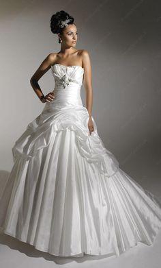 Ivory Pick-Ups Wedding Dress Shop uk