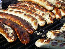 Thüringer Sausages