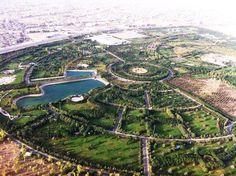 Erbil,Kurdistan  Sami-Abdul Rahman park