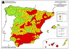 spain Soil Conservation, Sustainable Management, Environment Agency, Agricultural Practices, Water Resources, Sustainable Development, Spain, Map, Europe