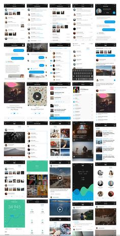 This is our daily iOS app design inspiration article for our loyal readers. Every day we are showcasing a iOS app design whether live on app stores or only designed as concept. Ios App Design, Iphone App Design, Game Ui Design, Mobile Ui Design, Interface Design, User Interface, App Design Inspiration, Application Ui Design, Web Design Quotes