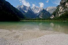 Landro Lake, Val di Landro - Italy