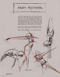 Ryan Woodward | Project 2 - Life Drawing