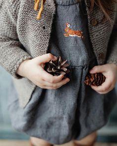 "45 To se mi líbí, 3 komentářů – La Petite Alice (@lapetitealiceshop) na Instagramu: ""Linen romper / with hand embroidery #babyclothes #baby #girl #girls #fashion #babystyle #style…"""