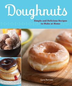 "A chocolate-glazed doughnut and cup of coffee is a match made in heaven for many North Americans, but wait! Something new is happening in the doughnut world: boutique bakeries are popping up everywhere, and ""designer doughnuts"" are all the rage. The best news of all is that... more details available at https://www.kitchen-dining.com/blog/kindle-ebooks/cookbooks-food-wine-kindle-ebooks/baking-cookbooks-food-wine-kindle-ebooks/pastry/product-review-for-doughnuts-simpl"