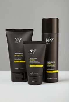 No7 Mens on Packaging of the World - Creative Package Design Gallery