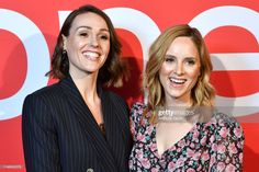 """News Photo : Suranne Jones and Sophie Rundle attend """"BBC One..."""