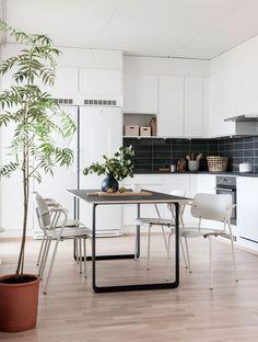 Stylish Finnish Apartment by Minna Jones | NordicDesign