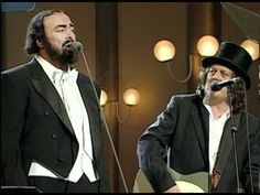 Zucchero @ Pavarotti Va Pensiero - Pavarotti Zucchero Cambodian Tibetan ...