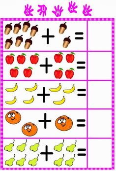 Candy Kindergarten Special Education Early Childhood Cut and Paste Fine Motor