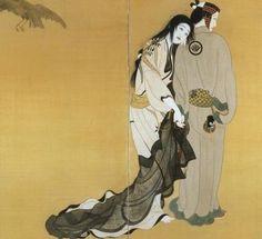 Kiyokata Kaburagi 鏑木 清方 (1887-1972)