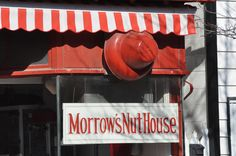Morrow's Nut House in Cape May NJ