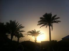 Sonnenuntergang Sharm el Sheikh