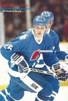 Quebec Nordiques, Nhl, Goals, Baseball Cards, Sports, Hs Sports, Sport, Exercise