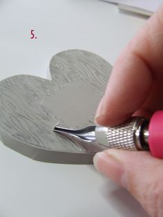 The Mayberry Sparrow: Faux Bois Valentines-A DIY Rubber Stamp Carving Tutorial