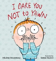 When you open this book, turn the pages ... you ARE going to yawn. At some point, at least once ... before you reach the end!