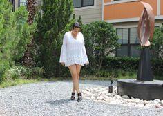 beachside blouse, boho, bohemian, booties, 60's, mod, Willow & Clay