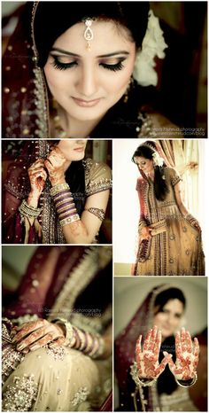aec35327761 It s a brown thing Indian Bridal Outfits
