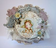 Heavenly Tilda / Jane's Lovely Cards