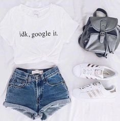 college outfits plus size Teenage Girl Outfits, Teen Fashion Outfits, Edgy Outfits, Simple Outfits, Tween Fashion, Fashion Dresses, Denim Outfits, Black Outfits, Urban Outfits