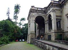 Parc Lage - École des Arts Visuels - Rio de Janeiro