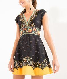vestido curto lucinda