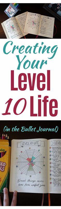 Little Coffee Fox | Inspiration Through Organization | Creating Your Level 10 Life