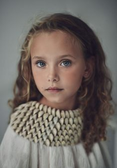 Interview with Krzysztof and Maria Slowinski – The Winners of Monthly Contest CPC Portrait Awards, February 2020 – Child Photo Competition Photographer Wanted, Photographer Portfolio, Heather Wilson, Brave Girl, Photo Competition, Lace Collar, Big Eyes, Photo Contest, Eye Color