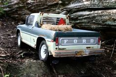 Aweseme Bumpside F100 RC 4x4 Truck | Off Road Action