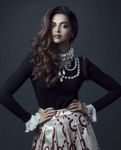 The Mega Star about to conquer America: Deepika Padukone for Paper Magazine…