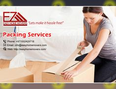 Packing Services, Paper Shopping Bag, Dubai, Let It Be