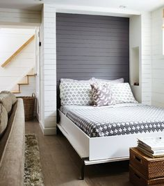 Murphy Bed For Small Spaces Money Saving DIY Murphy Bed Projects. Murphy Bed Design Ideas: Smart Solutions For Small Spaces. 10 Smart DIY Murphy Beds For Tight Spaces Shelterness. Home and Family Cama Murphy Ikea, Camas Murphy, Murphy-bett Ikea, Beds For Small Spaces, Small Rooms, Modern Murphy Beds, Murphy Bed Plans, Diy Murphy Bed, Office With Murphy Bed