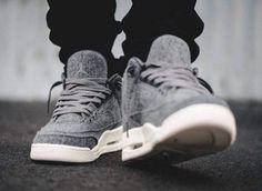 best service bc4a3 a7370  150 Nike Air Jordan 3 Retro Wool BG Grey 6 Black OG cement IV V III kids GS   fashion  clothing  shoes  accessories  kidsclothingshoesaccs  boysshoes  (ebay ...
