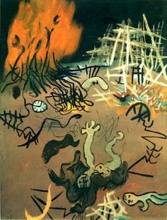 Burning Earth Constant Nieuwenhuijs Cobra Art, Tachisme, Organic Art, Dutch Painters, Paul Cezanne, Dutch Artists, Outsider Art, Ink Art, Abstract Expressionism