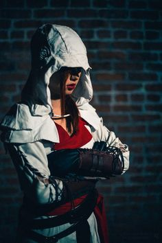 Catherine LaForce #AssassinsCreedUnity