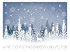 これきれい!クリスマス・雪・冬のフリーベクター背景素材いろいろ(商用可あり・AI・EPS) - Free-Style