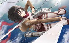 mikasa-ackerman-attack-on-titan-shingeki-no-kyojin-hd-wallpaper-1680x1050-5d.jpg (1680×1050)