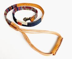 BOHO - dog leash Cool Dog Collars, Puppy Collars, Dog Collars & Leashes, Leather Dog Collars, Dog Leash, Dog Collar Tags, Collar And Leash, Buy Puppies, Animal Fashion
