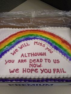 Going away cakes, Going away and Cakes on Pinterest