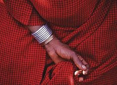 Masai hand, Tanzania  Amitai Schwartz (Berkeley, CA)