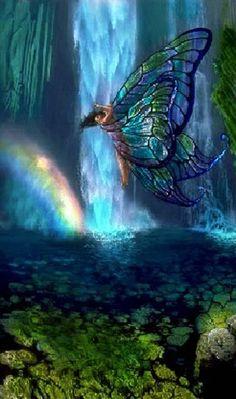 Fairy-Wallpaper-fairies.jpg picture by angelsapphire12 - Photobucket