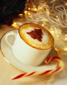 Coffee, Christmas and Christmas coffee on Pinterest