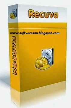 Softwares,Games,Wallpapers,Books,Mobiles Apps registered Version Free Download: Data recovery software Recuva free download and Re...