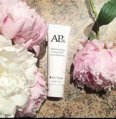 ap24 whitening toothpaste A must have! #ap24 #whitesmile #nuskin yari.nuskinops.com/opp/en_US/products/shop_all/oral/01111155.html?cid=ENUSSU01111155NOUSERDATA
