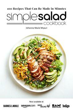 Homemade Dressing, Dressing Recipe, Great Salad Recipes, Leafy Salad, Apple Slaw, Basic Cooking, Pasta Salad, Food To Make, Veggies